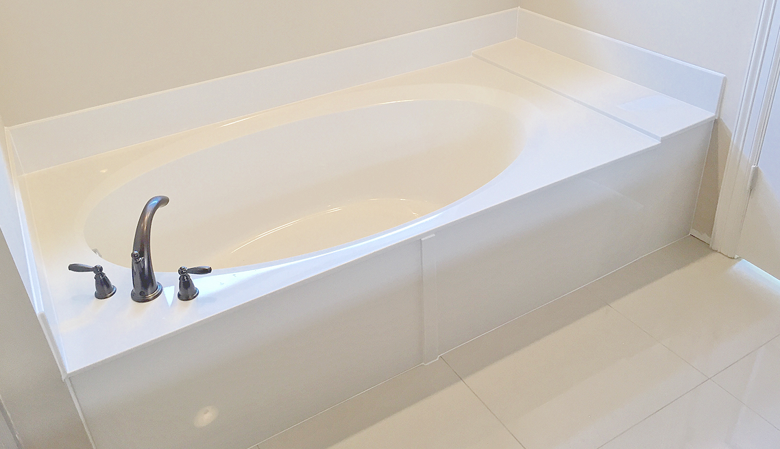 Tubs whirlpools astro marble products for Whirlpool garden tub