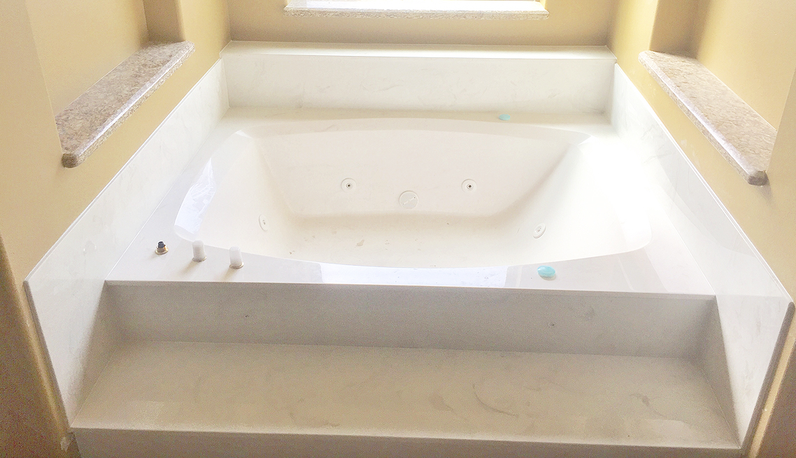 54×72 Garden Tub 2 People